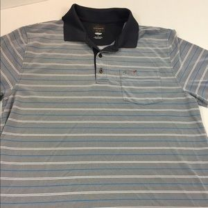 Men's GREG NORMAN GOLF Polo Large